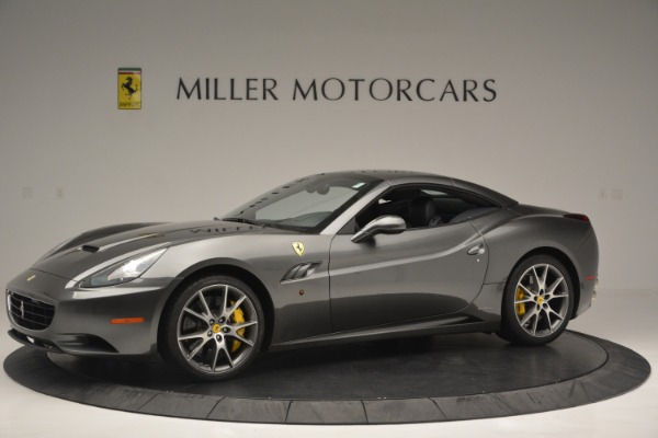 Used 2013 Ferrari California 30 for sale $109,900 at Rolls-Royce Motor Cars Greenwich in Greenwich CT 06830 14
