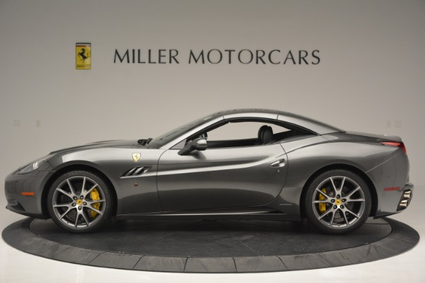 Used 2013 Ferrari California 30 for sale $109,900 at Rolls-Royce Motor Cars Greenwich in Greenwich CT 06830 15