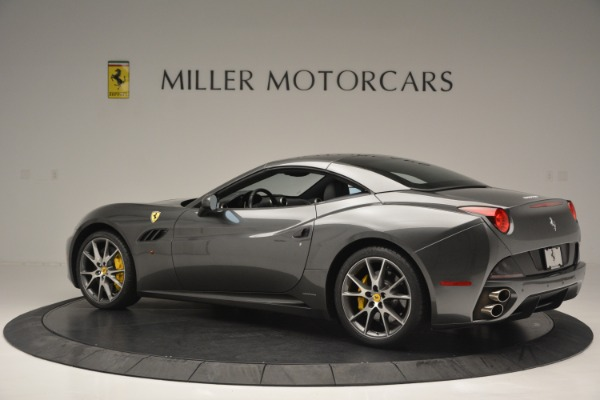 Used 2013 Ferrari California 30 for sale $109,900 at Rolls-Royce Motor Cars Greenwich in Greenwich CT 06830 16