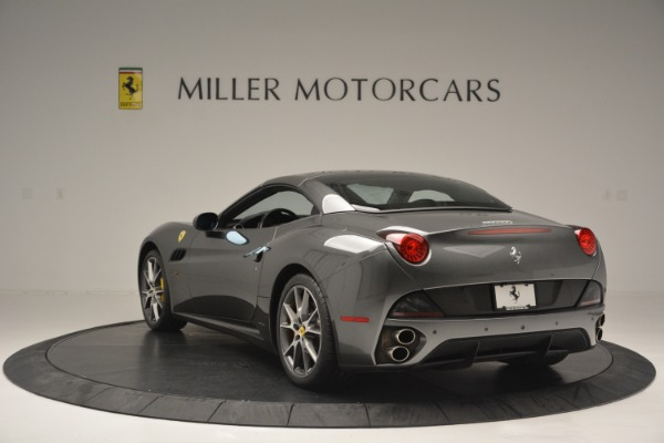 Used 2013 Ferrari California 30 for sale $109,900 at Rolls-Royce Motor Cars Greenwich in Greenwich CT 06830 17