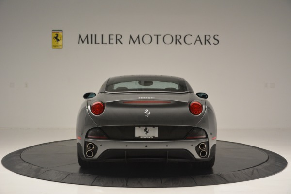 Used 2013 Ferrari California 30 for sale $109,900 at Rolls-Royce Motor Cars Greenwich in Greenwich CT 06830 18