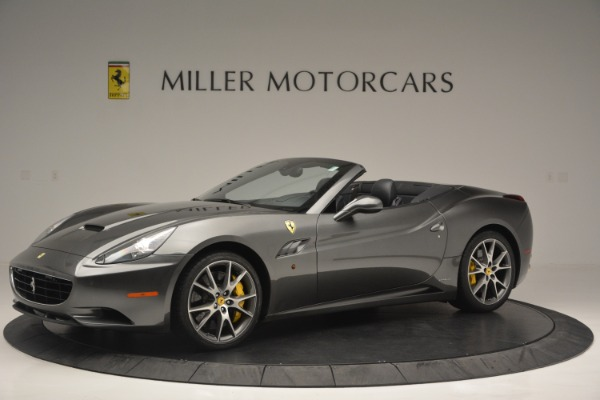 Used 2013 Ferrari California 30 for sale $109,900 at Rolls-Royce Motor Cars Greenwich in Greenwich CT 06830 2