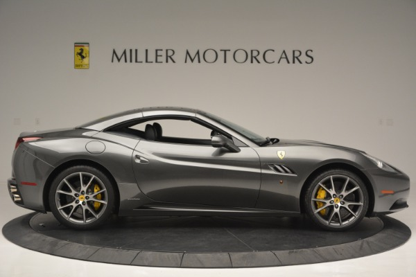 Used 2013 Ferrari California 30 for sale $109,900 at Rolls-Royce Motor Cars Greenwich in Greenwich CT 06830 21