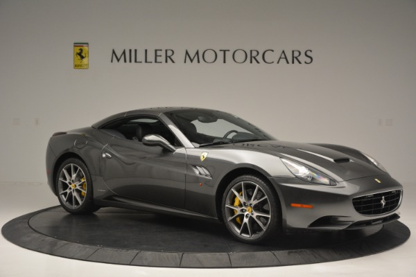 Used 2013 Ferrari California 30 for sale $109,900 at Rolls-Royce Motor Cars Greenwich in Greenwich CT 06830 22