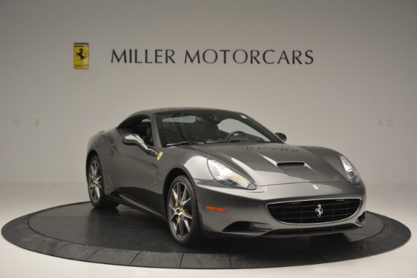 Used 2013 Ferrari California 30 for sale $109,900 at Rolls-Royce Motor Cars Greenwich in Greenwich CT 06830 23