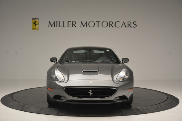 Used 2013 Ferrari California 30 for sale $109,900 at Rolls-Royce Motor Cars Greenwich in Greenwich CT 06830 24