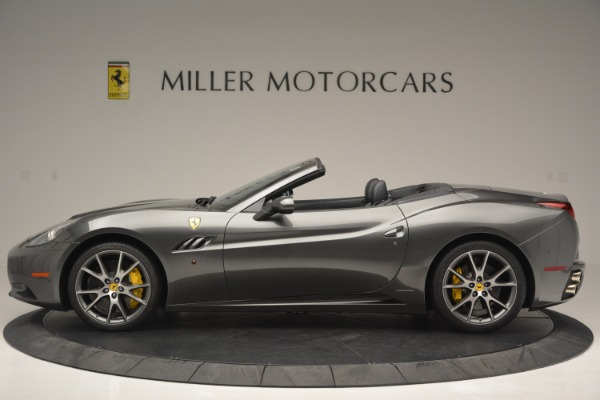 Used 2013 Ferrari California 30 for sale $109,900 at Rolls-Royce Motor Cars Greenwich in Greenwich CT 06830 3