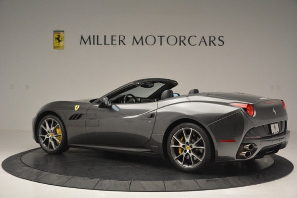 Used 2013 Ferrari California 30 for sale $109,900 at Rolls-Royce Motor Cars Greenwich in Greenwich CT 06830 4