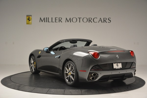 Used 2013 Ferrari California 30 for sale $109,900 at Rolls-Royce Motor Cars Greenwich in Greenwich CT 06830 5
