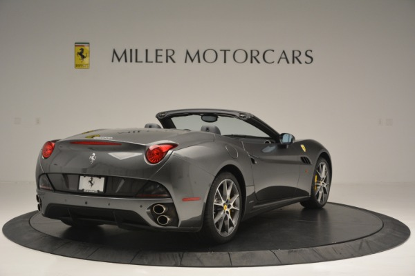 Used 2013 Ferrari California 30 for sale $109,900 at Rolls-Royce Motor Cars Greenwich in Greenwich CT 06830 7
