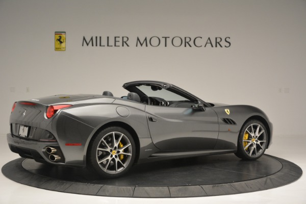 Used 2013 Ferrari California 30 for sale $109,900 at Rolls-Royce Motor Cars Greenwich in Greenwich CT 06830 8