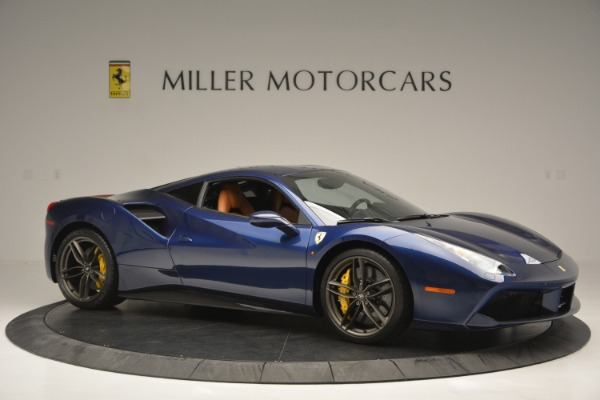 Used 2018 Ferrari 488 GTB for sale Sold at Rolls-Royce Motor Cars Greenwich in Greenwich CT 06830 10