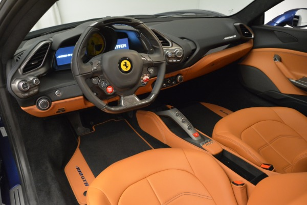 Used 2018 Ferrari 488 GTB for sale Sold at Rolls-Royce Motor Cars Greenwich in Greenwich CT 06830 20