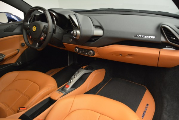 Used 2018 Ferrari 488 GTB for sale Sold at Rolls-Royce Motor Cars Greenwich in Greenwich CT 06830 24