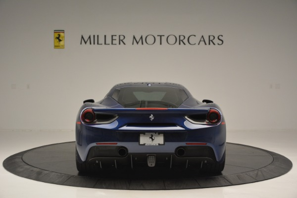 Used 2018 Ferrari 488 GTB for sale Sold at Rolls-Royce Motor Cars Greenwich in Greenwich CT 06830 6
