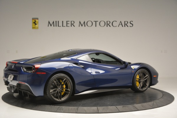 Used 2018 Ferrari 488 GTB for sale Sold at Rolls-Royce Motor Cars Greenwich in Greenwich CT 06830 8