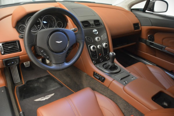 Used 2017 Aston Martin V12 Vantage S for sale Sold at Rolls-Royce Motor Cars Greenwich in Greenwich CT 06830 16