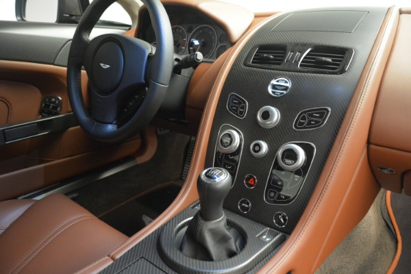 Used 2017 Aston Martin V12 Vantage S for sale Sold at Rolls-Royce Motor Cars Greenwich in Greenwich CT 06830 18