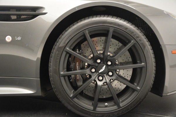 Used 2017 Aston Martin V12 Vantage S for sale Sold at Rolls-Royce Motor Cars Greenwich in Greenwich CT 06830 23