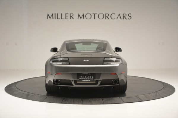 Used 2017 Aston Martin V12 Vantage S for sale Sold at Rolls-Royce Motor Cars Greenwich in Greenwich CT 06830 6