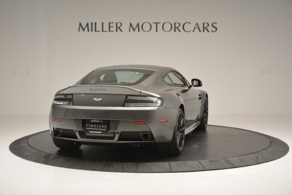Used 2017 Aston Martin V12 Vantage S for sale Sold at Rolls-Royce Motor Cars Greenwich in Greenwich CT 06830 7