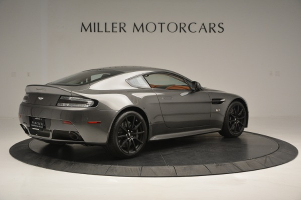 Used 2017 Aston Martin V12 Vantage S for sale Sold at Rolls-Royce Motor Cars Greenwich in Greenwich CT 06830 8