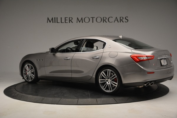 Used 2014 Maserati Ghibli S Q4 for sale Sold at Rolls-Royce Motor Cars Greenwich in Greenwich CT 06830 4