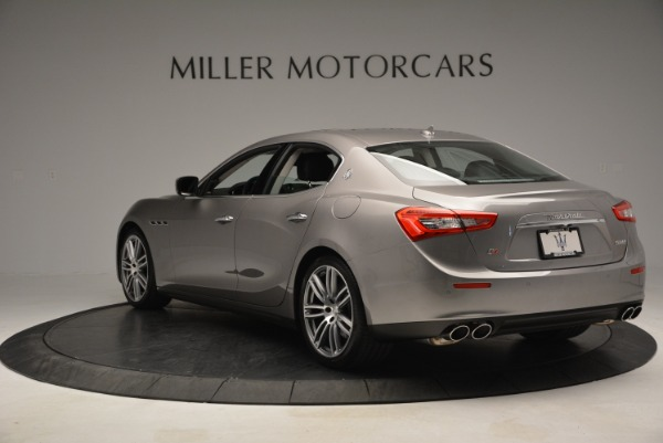 Used 2014 Maserati Ghibli S Q4 for sale Sold at Rolls-Royce Motor Cars Greenwich in Greenwich CT 06830 5