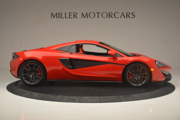 New 2019 McLaren 570S Spider Convertible for sale Sold at Rolls-Royce Motor Cars Greenwich in Greenwich CT 06830 19