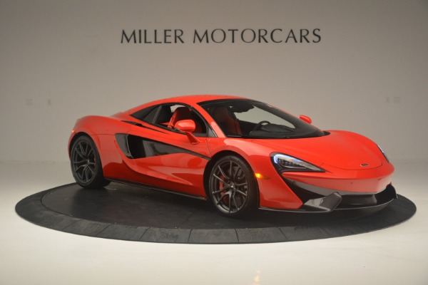 New 2019 McLaren 570S Spider Convertible for sale Sold at Rolls-Royce Motor Cars Greenwich in Greenwich CT 06830 20
