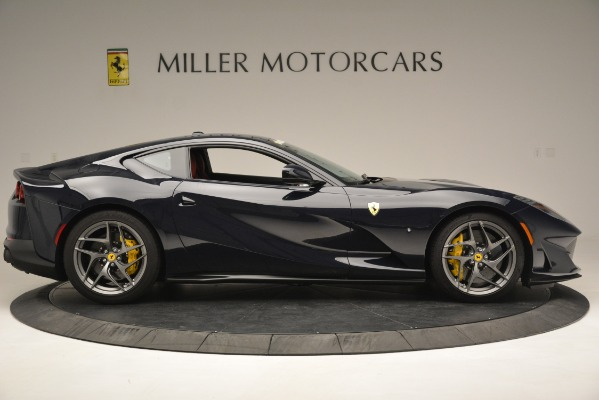 Used 2018 Ferrari 812 Superfast for sale $339,900 at Rolls-Royce Motor Cars Greenwich in Greenwich CT 06830 10