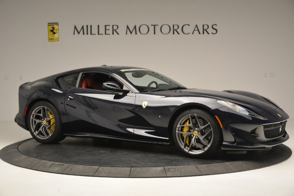 Used 2018 Ferrari 812 Superfast for sale $339,900 at Rolls-Royce Motor Cars Greenwich in Greenwich CT 06830 11