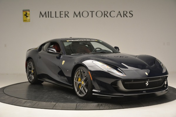 Used 2018 Ferrari 812 Superfast for sale $339,900 at Rolls-Royce Motor Cars Greenwich in Greenwich CT 06830 12