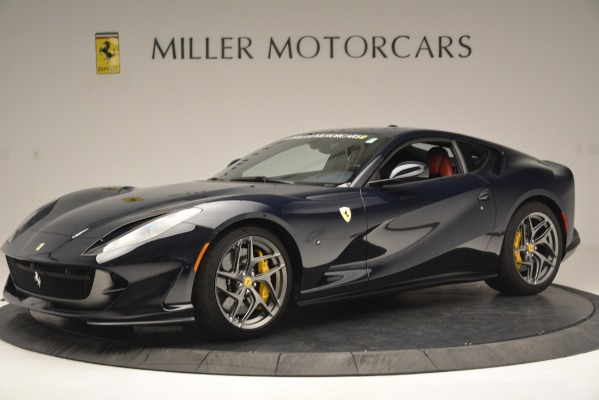 Used 2018 Ferrari 812 Superfast for sale $339,900 at Rolls-Royce Motor Cars Greenwich in Greenwich CT 06830 2
