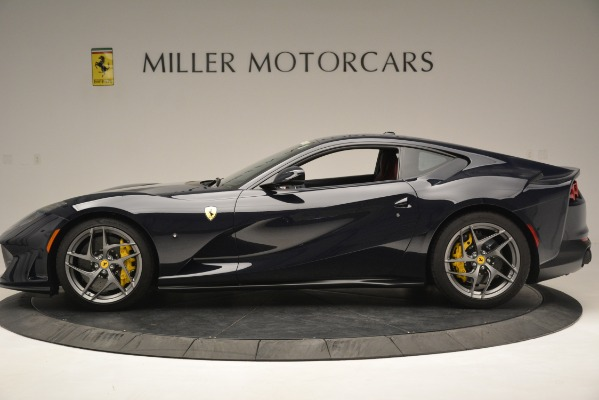 Used 2018 Ferrari 812 Superfast for sale $339,900 at Rolls-Royce Motor Cars Greenwich in Greenwich CT 06830 3