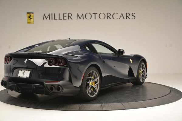 Used 2018 Ferrari 812 Superfast for sale $339,900 at Rolls-Royce Motor Cars Greenwich in Greenwich CT 06830 8