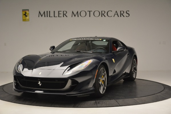 Used 2018 Ferrari 812 Superfast for sale $339,900 at Rolls-Royce Motor Cars Greenwich in Greenwich CT 06830 1