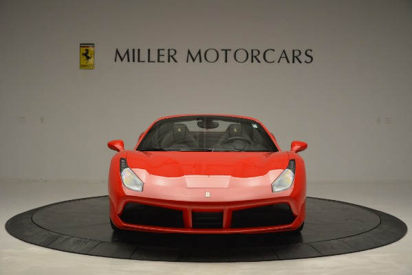 Used 2018 Ferrari 488 Spider for sale Sold at Rolls-Royce Motor Cars Greenwich in Greenwich CT 06830 12