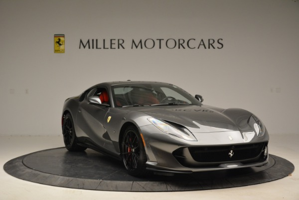Used 2018 Ferrari 812 Superfast for sale Sold at Rolls-Royce Motor Cars Greenwich in Greenwich CT 06830 11