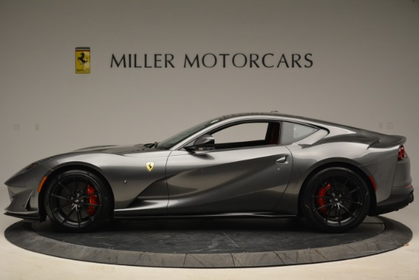 Used 2018 Ferrari 812 Superfast for sale Sold at Rolls-Royce Motor Cars Greenwich in Greenwich CT 06830 3