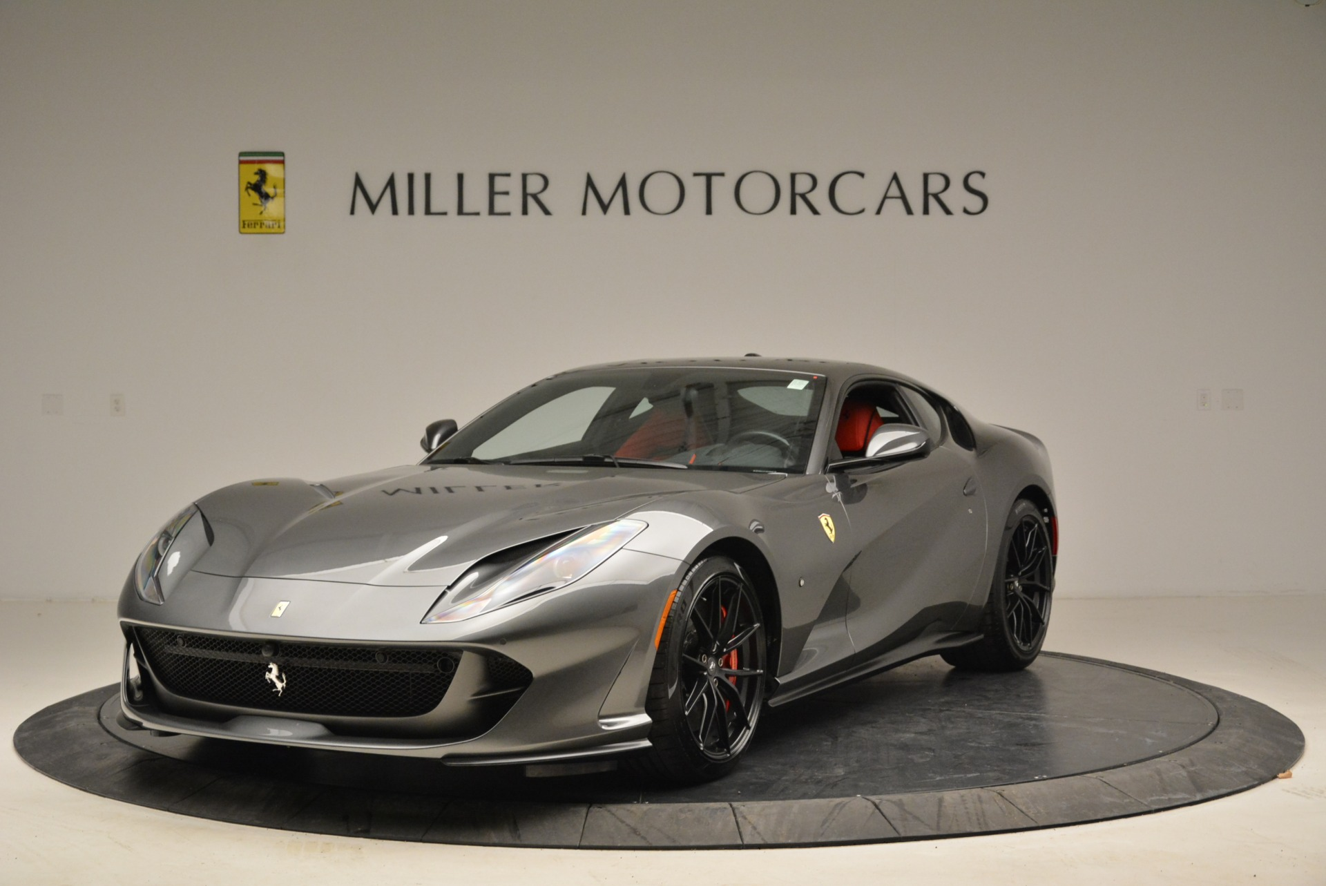 Used 2018 Ferrari 812 Superfast for sale Sold at Rolls-Royce Motor Cars Greenwich in Greenwich CT 06830 1