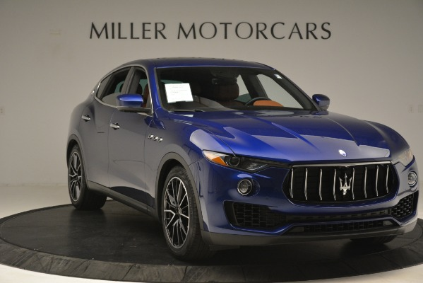 Used 2018 Maserati Levante Q4 for sale Sold at Rolls-Royce Motor Cars Greenwich in Greenwich CT 06830 11