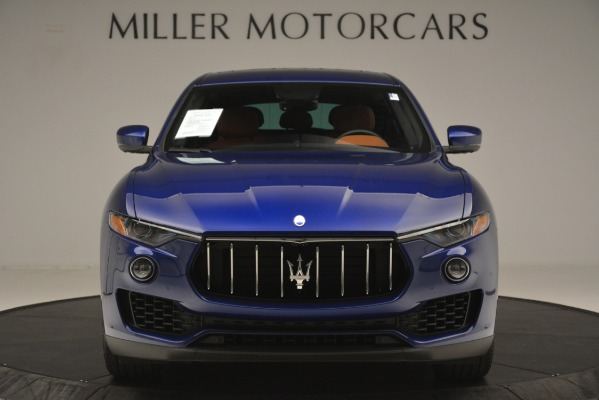 Used 2018 Maserati Levante Q4 for sale Sold at Rolls-Royce Motor Cars Greenwich in Greenwich CT 06830 12