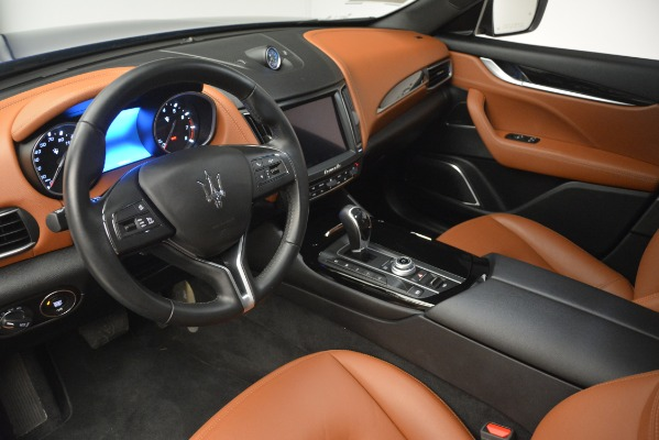 Used 2018 Maserati Levante Q4 for sale Sold at Rolls-Royce Motor Cars Greenwich in Greenwich CT 06830 13