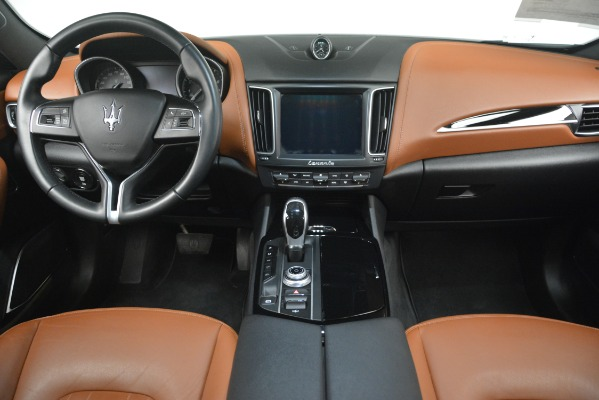 Used 2018 Maserati Levante Q4 for sale Sold at Rolls-Royce Motor Cars Greenwich in Greenwich CT 06830 16
