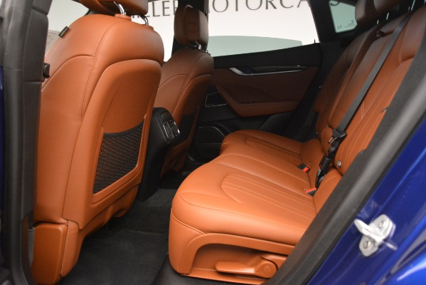 Used 2018 Maserati Levante Q4 for sale Sold at Rolls-Royce Motor Cars Greenwich in Greenwich CT 06830 19