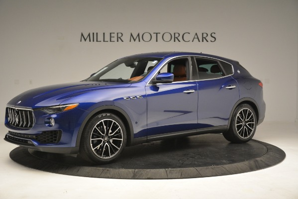 Used 2018 Maserati Levante Q4 for sale Sold at Rolls-Royce Motor Cars Greenwich in Greenwich CT 06830 2