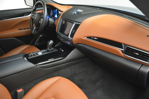 Used 2018 Maserati Levante Q4 for sale Sold at Rolls-Royce Motor Cars Greenwich in Greenwich CT 06830 22