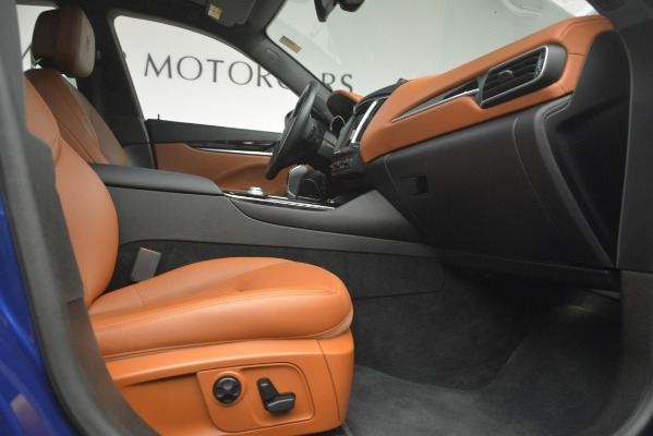 Used 2018 Maserati Levante Q4 for sale Sold at Rolls-Royce Motor Cars Greenwich in Greenwich CT 06830 23