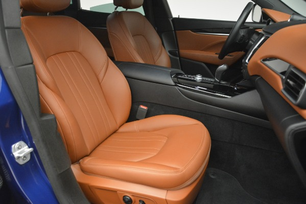 Used 2018 Maserati Levante Q4 for sale Sold at Rolls-Royce Motor Cars Greenwich in Greenwich CT 06830 24